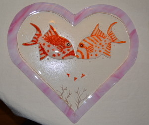 Kissing Fish Dish