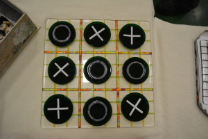 Sudoku and X's & O's Game Board